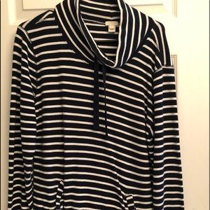 Long sleeve pullover from jcrew